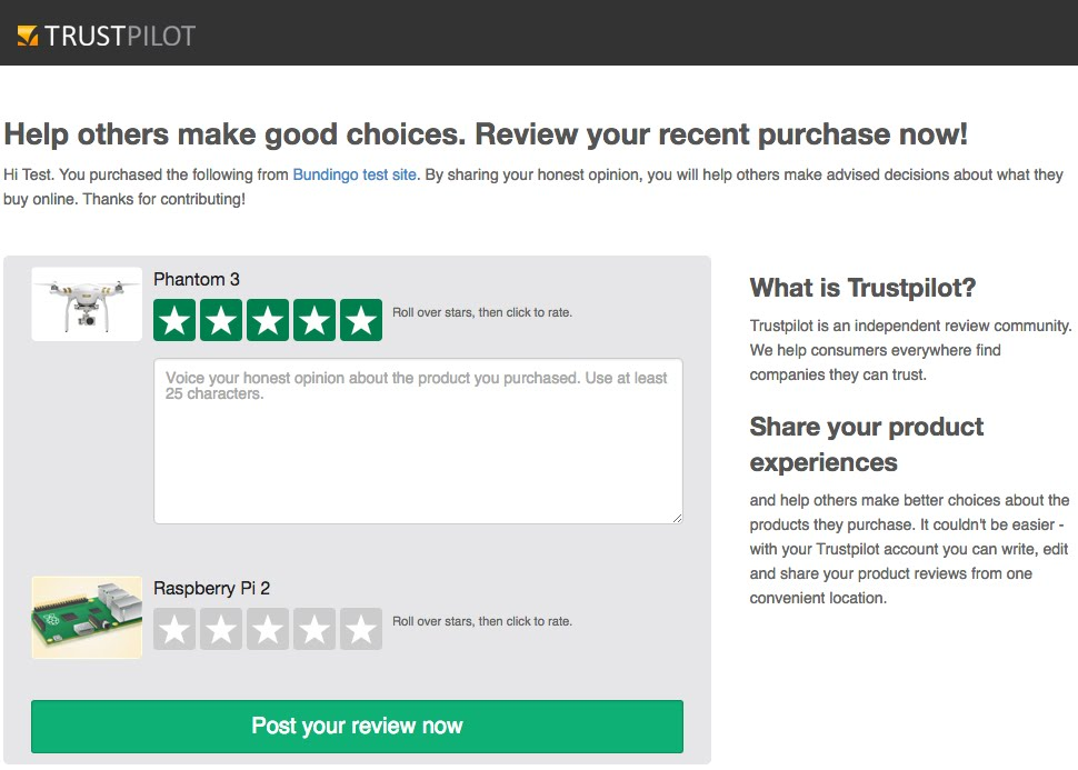 How-To Guide: Collect A Service And Product Review With One
