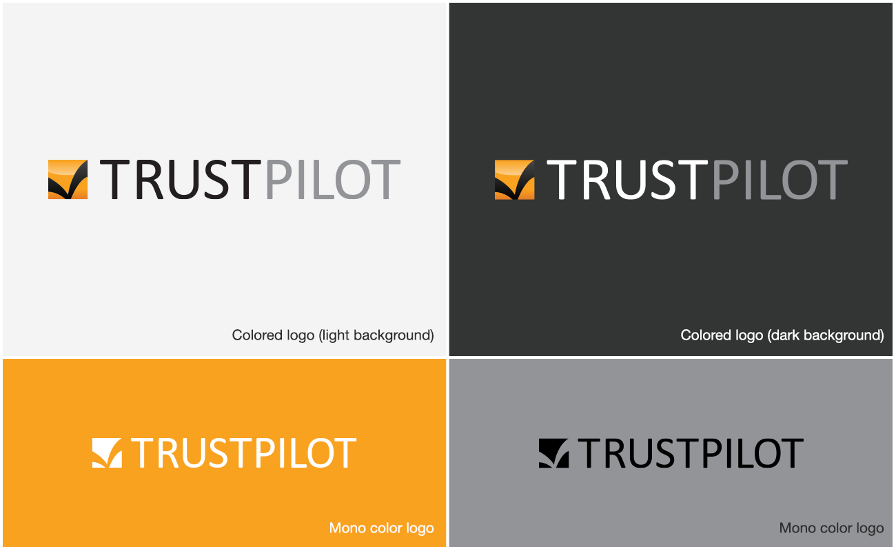 Trustpilot Brand Style Guide – Trustpilot Support Center